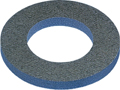 Ceramic seal for titanium casting machines