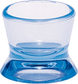 Mixing bowls made of silicone, for acrylic, Capacity 5 ml