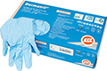 Dermatril® disposable rubber gloves, Size M