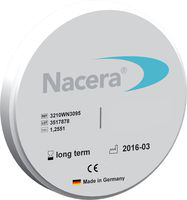 Nacera® Pearl, Shaded 16+2 OM 2 / 12 mm
